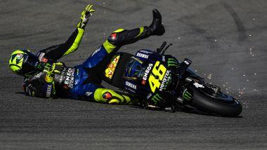MotoGP Valencia 2019, Ricardo Tormo, Cheste: Valentino Rossi (Yamaha)