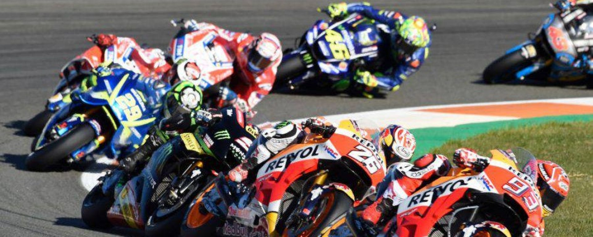 MotoGP Valencia Comunità Valenciana 2018: gli orari TV