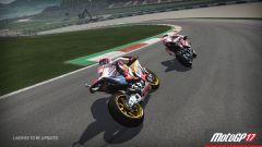MotoGP17 eSport Championship: schermata 2