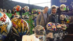Motor Bike Expo 2013, cartoline dalla fiera - Immagine: 206