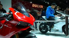 Motor Bike Expo 2013, cartoline dalla fiera - Immagine: 211