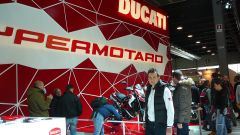 Motor Bike Expo 2013, cartoline dalla fiera - Immagine: 209