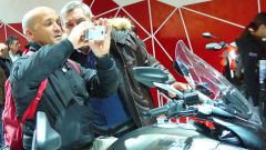Motor Bike Expo 2013, cartoline dalla fiera - Immagine: 208