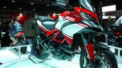 Motor Bike Expo 2013, cartoline dalla fiera - Immagine: 147