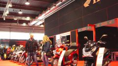 Motor Bike Expo 2013, cartoline dalla fiera - Immagine: 160