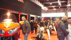 Motor Bike Expo 2013, cartoline dalla fiera - Immagine: 145
