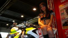 Motor Bike Expo 2013, cartoline dalla fiera - Immagine: 144