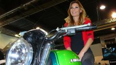 Motor Bike Expo 2013, cartoline dalla fiera - Immagine: 156