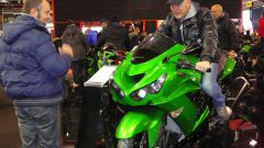 Motor Bike Expo 2013, cartoline dalla fiera - Immagine: 135