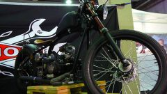 Motor Bike Expo 2013, cartoline dalla fiera - Immagine: 180