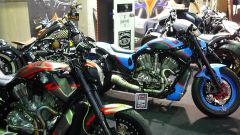Motor Bike Expo 2013, cartoline dalla fiera - Immagine: 171