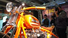 Motor Bike Expo 2013, cartoline dalla fiera - Immagine: 65