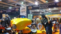 Motor Bike Expo 2013, cartoline dalla fiera - Immagine: 72