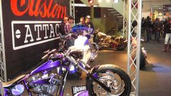 Motor Bike Expo 2013, cartoline dalla fiera - Immagine: 69