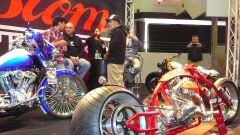 Motor Bike Expo 2013, cartoline dalla fiera - Immagine: 67