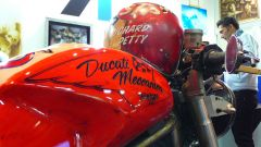 Motor Bike Expo 2013, cartoline dalla fiera - Immagine: 106