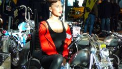 Motor Bike Expo 2013, cartoline dalla fiera - Immagine: 125