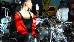 Motor Bike Expo 2013, cartoline dalla fiera - Immagine: 127