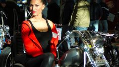 Motor Bike Expo 2013, cartoline dalla fiera - Immagine: 129
