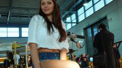 Motor Bike Expo 2013, cartoline dalla fiera - Immagine: 82