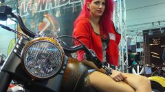 Motor Bike Expo 2013, cartoline dalla fiera - Immagine: 90