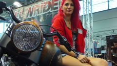 Motor Bike Expo 2013, cartoline dalla fiera - Immagine: 73