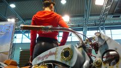 Motor Bike Expo 2013, cartoline dalla fiera - Immagine: 88