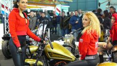 Motor Bike Expo 2013, cartoline dalla fiera - Immagine: 113