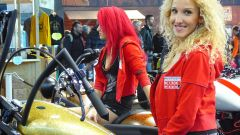 Motor Bike Expo 2013, cartoline dalla fiera - Immagine: 109