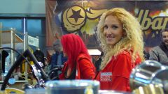 Motor Bike Expo 2013, cartoline dalla fiera - Immagine: 107