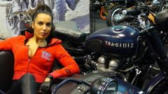 Motor Bike Expo 2013, cartoline dalla fiera - Immagine: 96