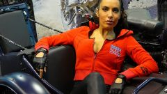 Motor Bike Expo 2013, cartoline dalla fiera - Immagine: 83
