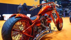 Motor Bike Expo 2013, cartoline dalla fiera - Immagine: 24