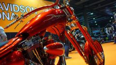 Motor Bike Expo 2013, cartoline dalla fiera - Immagine: 26