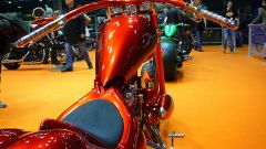 Motor Bike Expo 2013, cartoline dalla fiera - Immagine: 28