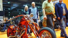 Motor Bike Expo 2013, cartoline dalla fiera - Immagine: 29