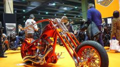 Motor Bike Expo 2013, cartoline dalla fiera - Immagine: 17
