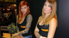 Motor Bike Expo 2013, cartoline dalla fiera - Immagine: 4