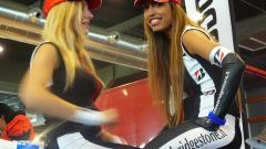 Motor Bike Expo 2013, cartoline dalla fiera - Immagine: 10