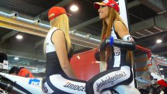 Motor Bike Expo 2013, cartoline dalla fiera - Immagine: 11