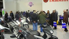Motor Bike Expo 2013, cartoline dalla fiera - Immagine: 45
