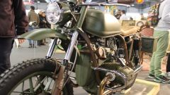 Motor Bike Expo 2015, cartoline dalla fiera - Immagine: 77