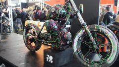 Motor Bike Expo 2015, cartoline dalla fiera - Immagine: 33