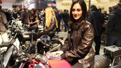 Motor Bike Expo 2015, cartoline dalla fiera - Immagine: 31