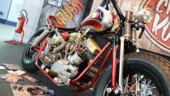 Motor Bike Expo 2015, cartoline dalla fiera - Immagine: 57