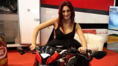 Motor Bike Expo 2015, cartoline dalla fiera - Immagine: 55