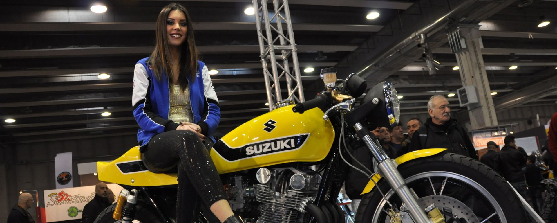Motor Bike Expo 2016: la gallery