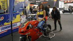 Motor Bike Expo 2018: chissà che gomme monta questa Ducati Panigale V4?