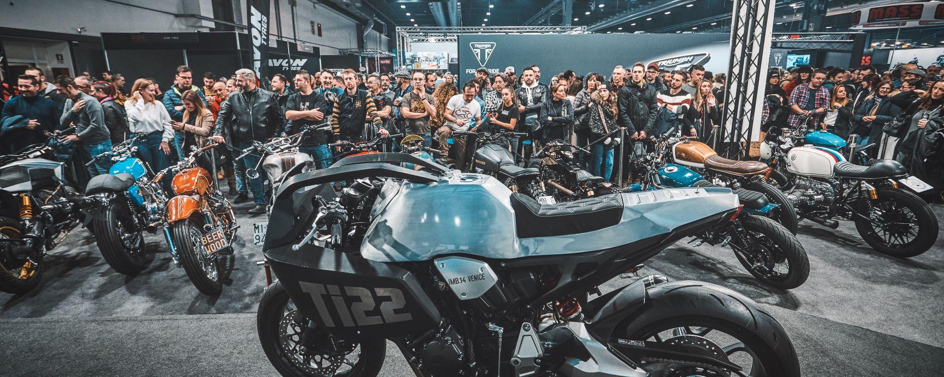 Motor Bike Expo 2021: appuntamento per una Pasqua con i motori