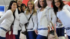 Motor Show 2011, le ragazze degli stand - Immagine: 1
